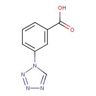 3-(1H-Tetrazol-1-yl)benzoic acid