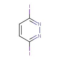 3,6-Diiodopyridazine