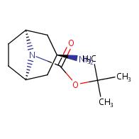endo-3-amino-8-boc-8-azabicyclo[3.2.1]octane