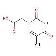 Thymine-1-acetic Acid