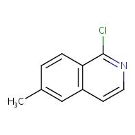 1-chloro-6-methylisoquinoline