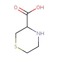 thiomorpholine-3-carboxylic acid