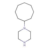 1-Cyclooctylpiperazine