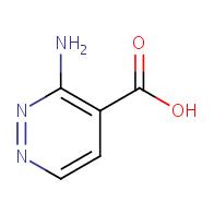 3-Amino-4-pyridazinecarboxylic acid