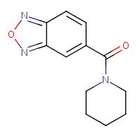 2,1,3-Benzoxadiazol-6-yl-piperidin-1-ylmethanone