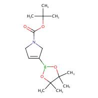 tert-butyl 3-(tetramethyl-1,3,2-dioxaborolan-2-yl)-2,5-dihydro-1H-pyrrole-1-carboxylate