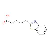 5-(1,3-benzothiazol-2-yl)pentanoic acid