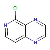 5-chloropyrido[3,4-b]pyrazine