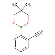 2-(5,5-Dimethyl-1,3,2-dioxaborinan-2-yl)benzonitrile