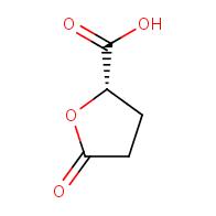(2S)-5-oxooxolane-2-carboxylic acid