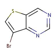 7-Bromothieno[3,2-d]pyrimidine