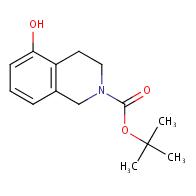 2-Boc-5-hydroxy-1,2,3,4-tetrahydroisoquinoline
