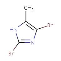 2,4-dibromo-5-methyl-1H-imidazole
