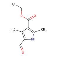 5-formyl-2,4-dimethyl-1H-pyrrole-3-carboxylic acid ethyl ester