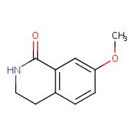 7-methoxy-1,2,3,4-tetrahydroisoquinolin-1-one