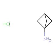 bicyclo[1.1.1]pentan-1-amine hydrochloride