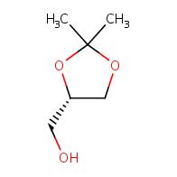 (S)-(2,2-dimethyl-1,3-dioxolan-4-yl)methanol