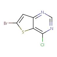 6-Bromo-4-chlorothieno[3,2-d]pyrimidine