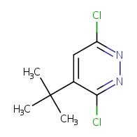 4-tert-Butyl-3,6-dichloropyridazine