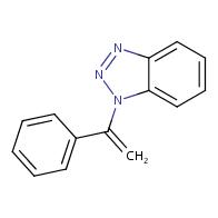 1-(1-phenylvinyl)-1H-benzo[d][1,2,3]triazole