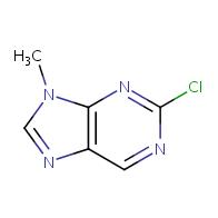 2-chloro-9-methyl-9H-purine