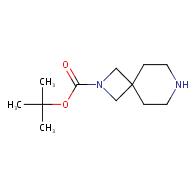 tert-butyl 2,7-diazaspiro[3.5]nonane-2-carboxylate