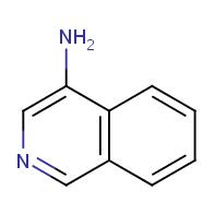 isoquinolin-4-amine