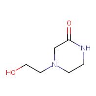 4-(2-HYDROXYETHYL)-PIPERAZIN-2-ONE