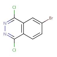 6-bromo-1,4-dichlorophthalazine