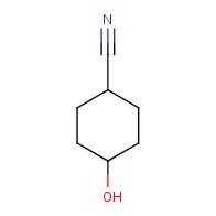 4-hydroxycyclohexanecarbonitrile