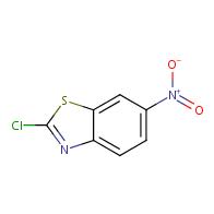 2-chloro-6-nitrobenzo[d]thiazole