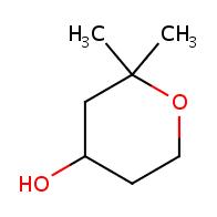 2,2-Dimethyltetrahydropyran-4-ol