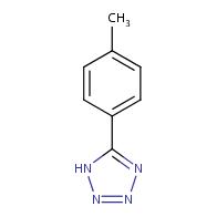 5-(4-Methylphenyl)-2H-1,2,3,4-tetraazole
