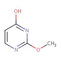 2-methoxypyrimidin-4-ol