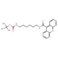 {6-[(Acridine-9-carbonyl)-amino]-hexyl}-carbamic acid tert-butyl ester