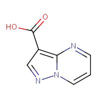 pyrazolo[1,5-a]pyrimidine-3-carboxylic acid
