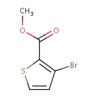 methyl 3-bromothiophene-2-carboxylate