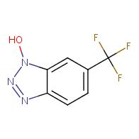 1-Hydroxy-6-(trifluoromethyl)benzotriazol