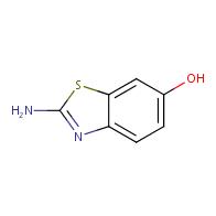 2-aminobenzo[d]thiazol-6-ol