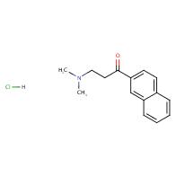 3-(dimethylamino)-1-(naphthalen-2-yl)propan-1-one hydrochloride