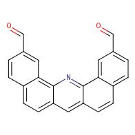 2,12-Diformyl-dibenzo[c,h]acridine