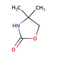 4,4-dimethyl-oxazolidin-2-one