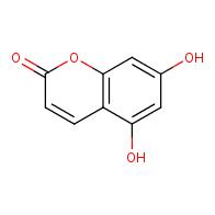 5,7-Dihydroxy-2H-chromen-2-one