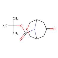 tert-Butyl 7-oxo-3-oxa-9-azabicyclo[3.3.1]nonane-9-carboxylate