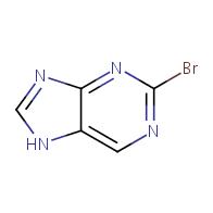 2-bromo-7H-purine
