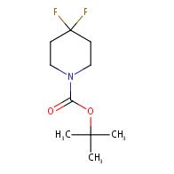 tert-butyl 4,4-difluoropiperidine-1-carboxylate