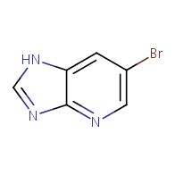 6-bromo-1H-imidazo[4,5-b]pyridine