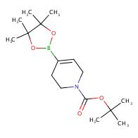 tert-butyl 5,6-dihydro-4-(4,4,5,5-tetramethyl-1,3,2-dioxaborolan-2-yl)pyridine-1(2H)-carboxylate