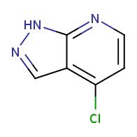 4-chloro-1H-pyrazolo[3,4-b]pyridine
