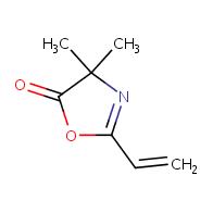 4,4-dimethyl-2-vinyloxazol-5(4H)-one
